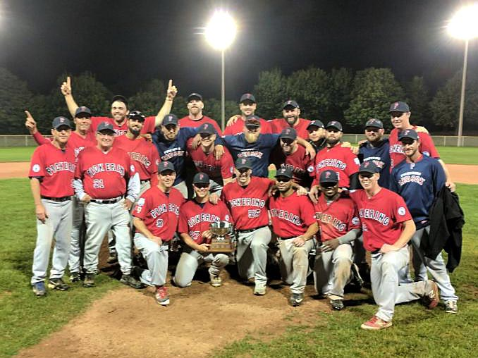 Pickering Red Sox Team Photo